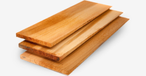 Tapersawn